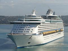 Круизный лайнер «VOYAGER OF THE SEAS»