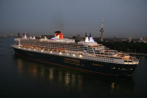 Океанский лайнер «Queen Mary 2»