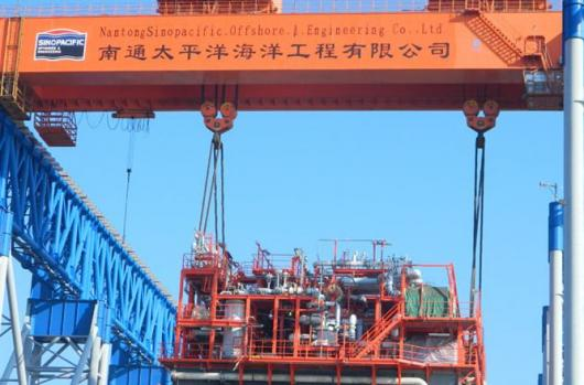 Судоверфь Nantong Sinopacific Offshore & Engineering