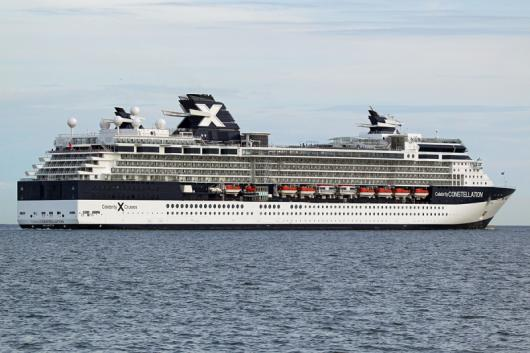 «Celebrity Constellation», Хельсинки