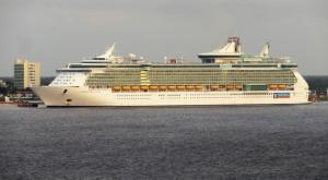 «Independence of the Seas», Косумель