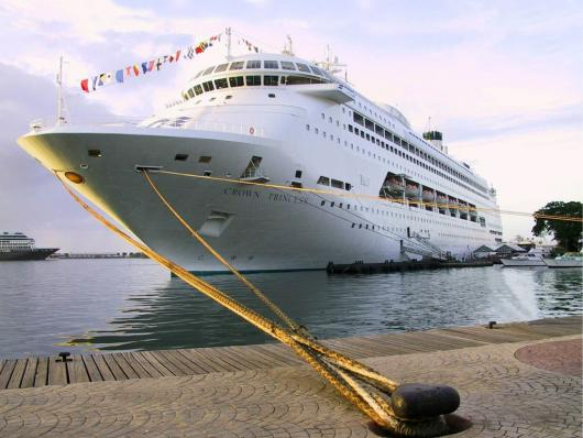 Круизный лайнер Crown Princess 5*