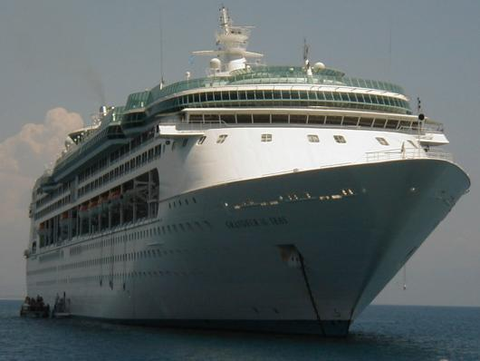 Лайнер Grandeur of the Seas