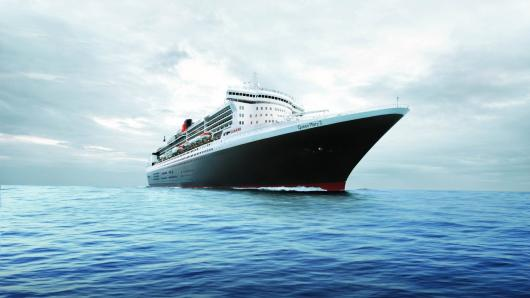 Лайнер Queen Mary 2