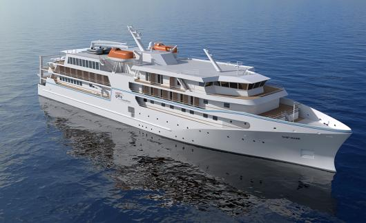 Судно проекта VARD 6 01 компании Coral Expeditions