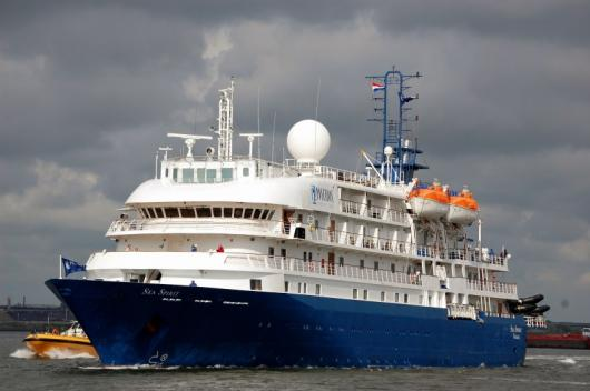 Экспедиционное судно «Sea Spirit», Ijmuiden