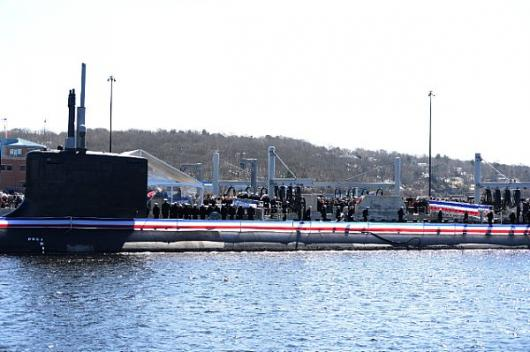 АПЛ USS «Colorado» (SSN 788), Гротон