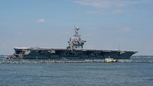 USS «Harry S. Truman» (CVN-75), Норфолк