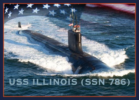 Многоцелевая АПЛ USS «Illinois» (SSN 786)