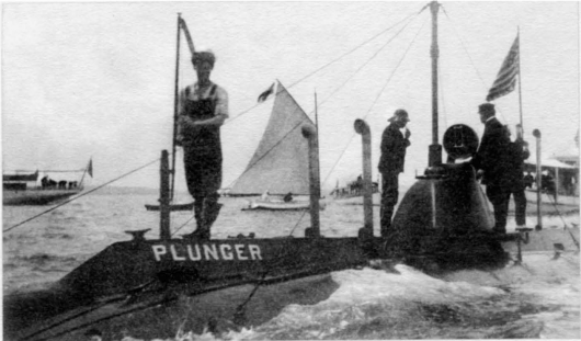 Субмарина «Plunger» (A-1)