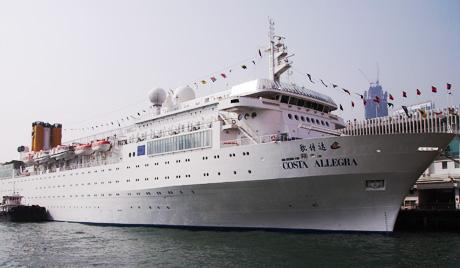 Лайнер Costa Allegra